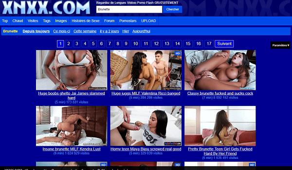 Numéro un site porno gratuit