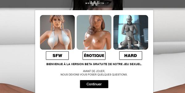 Télécharger le jeu gratuit PC porno