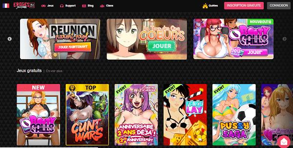 jeux hentai