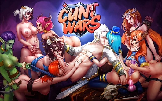 cunt wars top jeux hentai