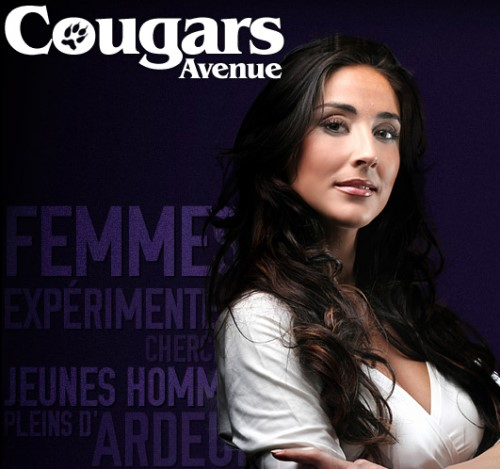 cougar avenu pour choper une femme mature