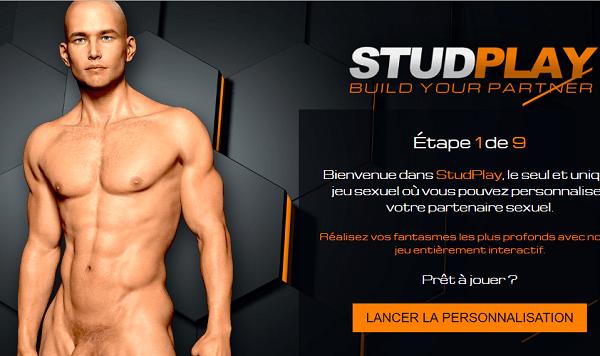 nos impressions sur stud game jeu porno gay