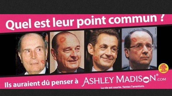 pub ashley madisons france
