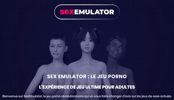 sexe emulateur jeux x