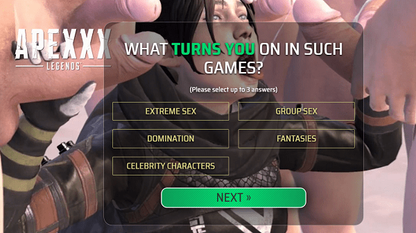 apex legends porn game