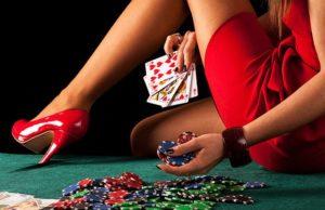 Jeux libertins - strip poker