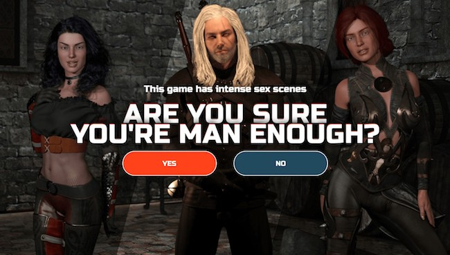 The Fister jeu porno
