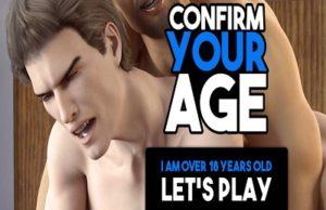 XXX Gay Games jeu porno gay
