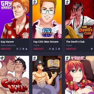 Nutaku gay games