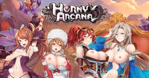 Horny Arcana jeu porno