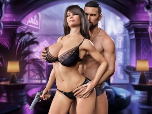 Need for Sin jeu porno